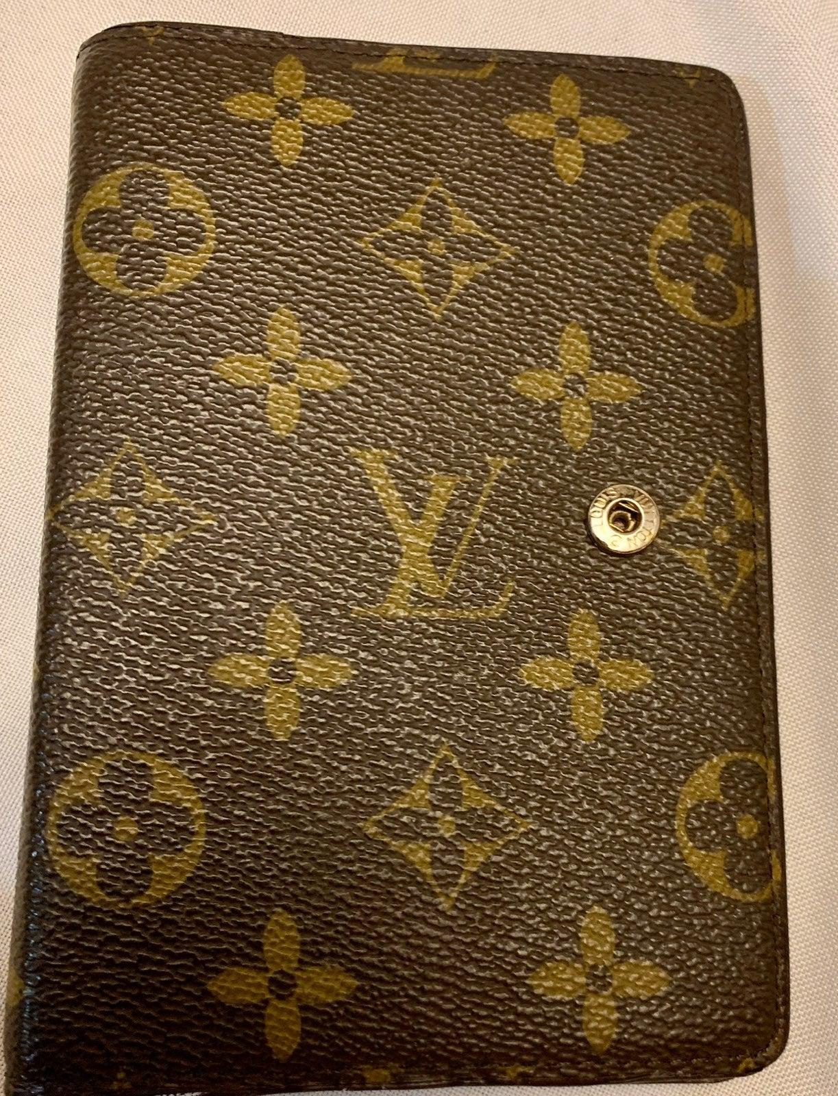 Louis Vuitton Agenda PM DAMAGED