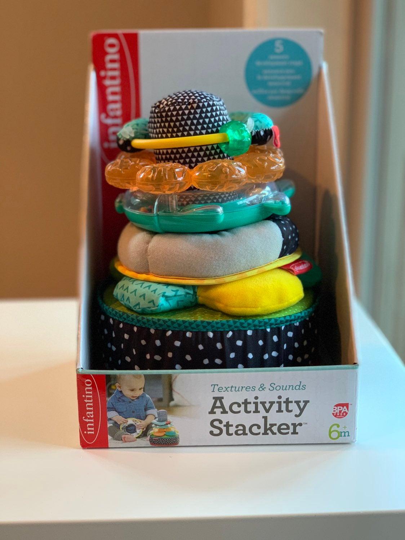 Infantino activity stacker