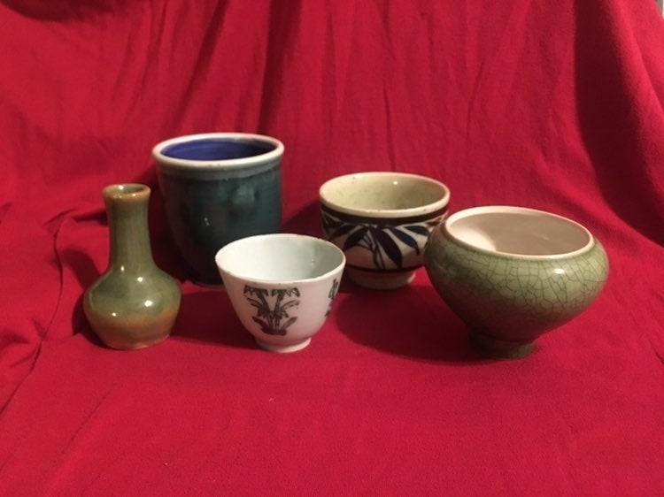 handmade ceramic bundle