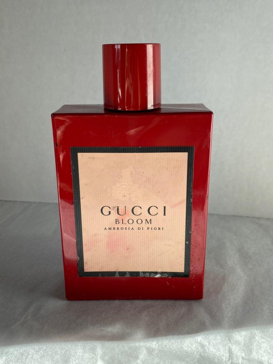 3.3oz Gucci Bloom Ambrosia di Fiori