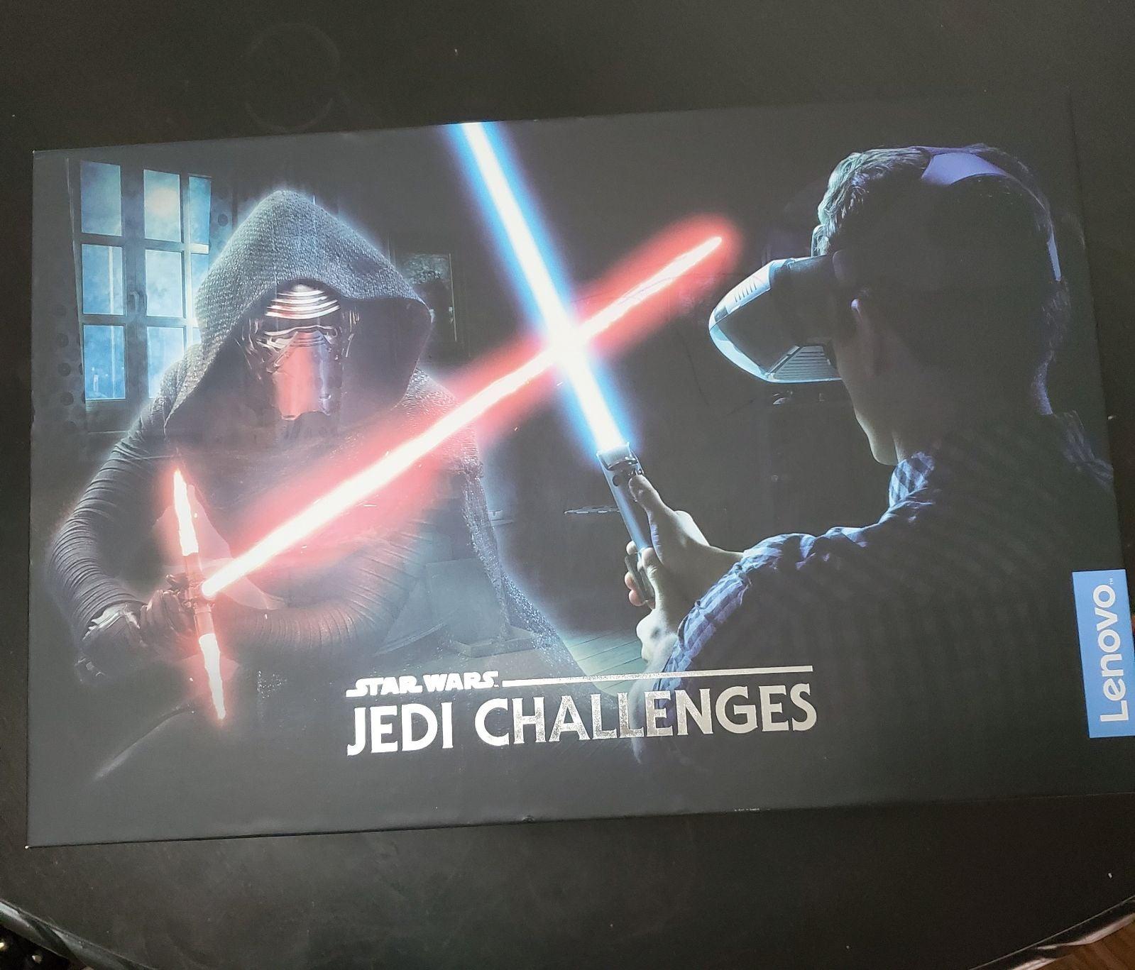 Star wars Jedi Challenges Lenovo