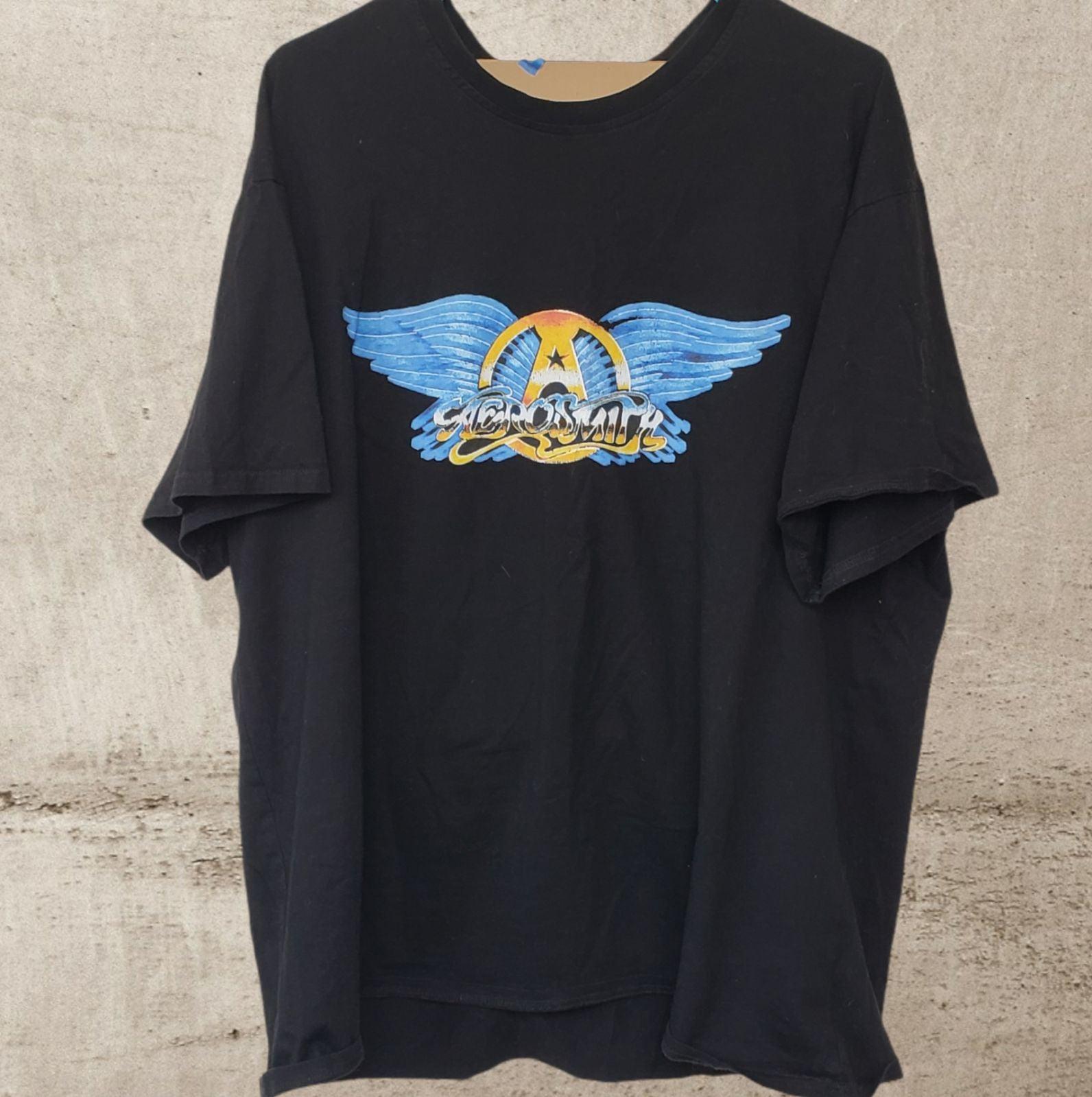 Aerosmith 1982 Tour Shirt 2xl
