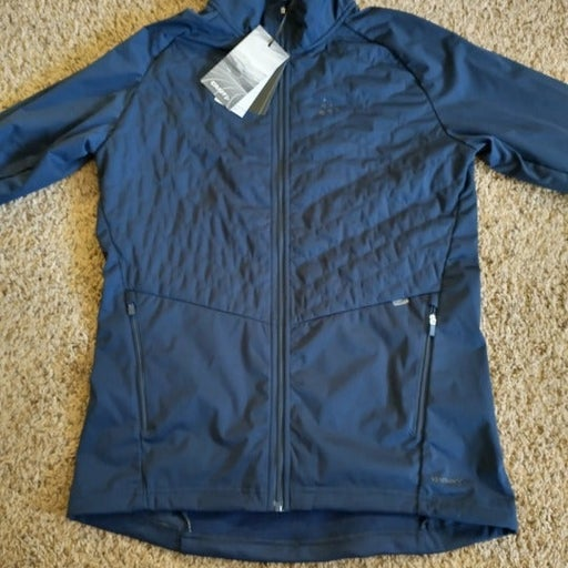 Craft athletic jacket, small, NWT