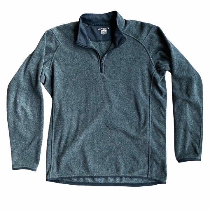 Men's Arcteryx Covert 1/2 Zip Fleece Size Large