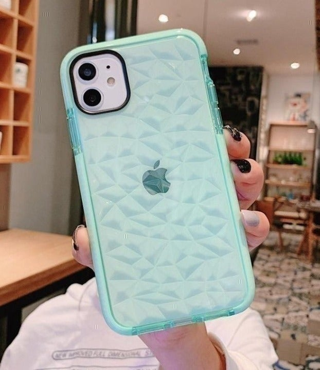 New iPhone 12 PRO Florescent Neon Green