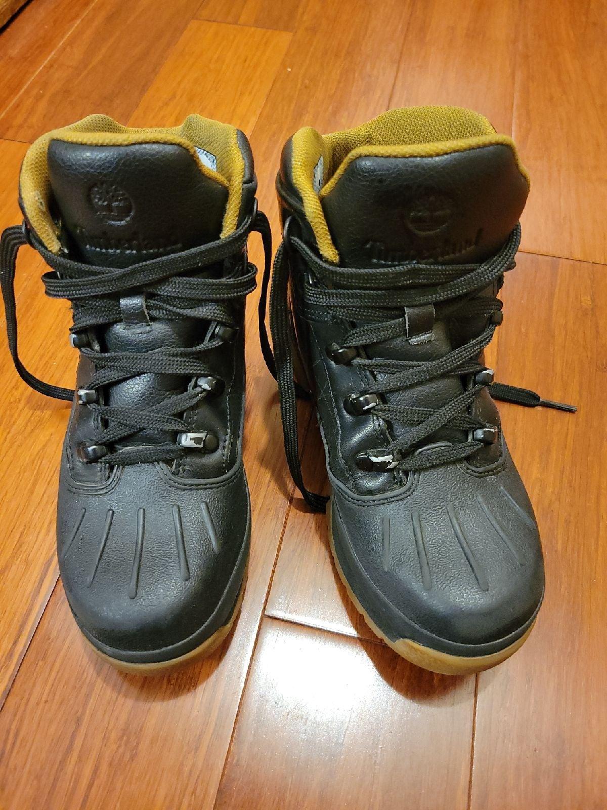 Timberland boots size 2 kids