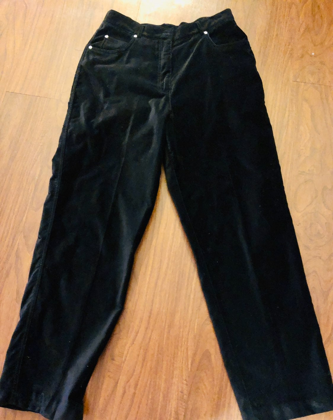 Rafella Velvet Pants