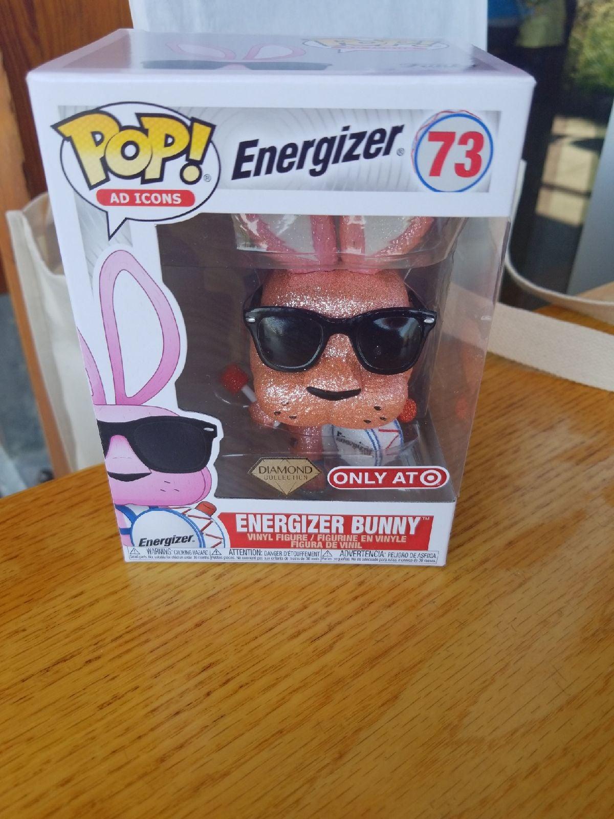 Funko Pop Energizer Bunny Diamond Ex