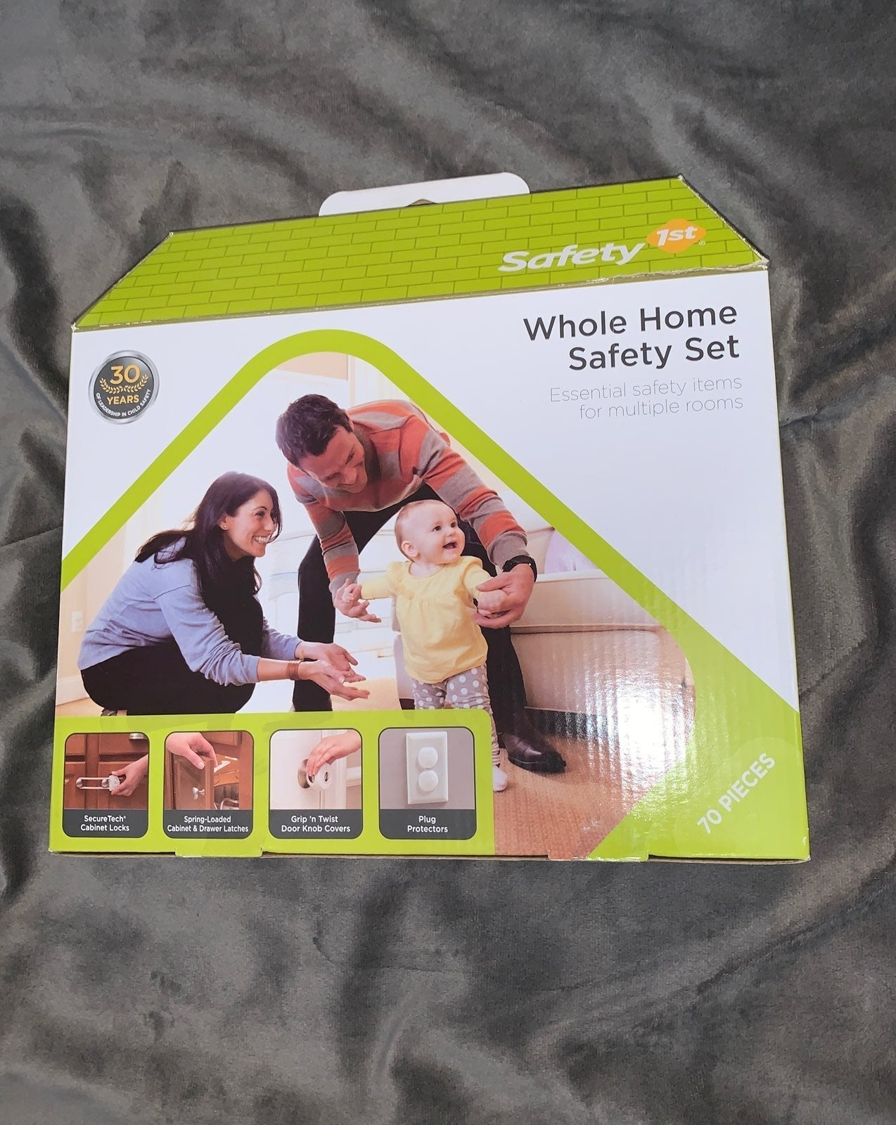Whole home safety set