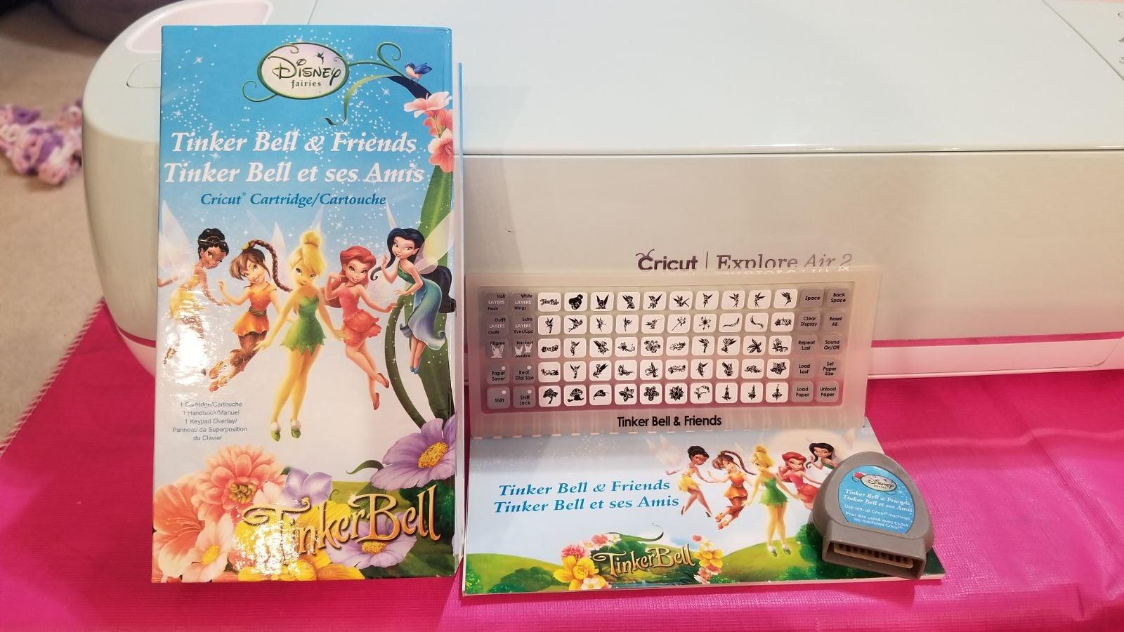 RESERVED Tinker Bell & Disney Classics