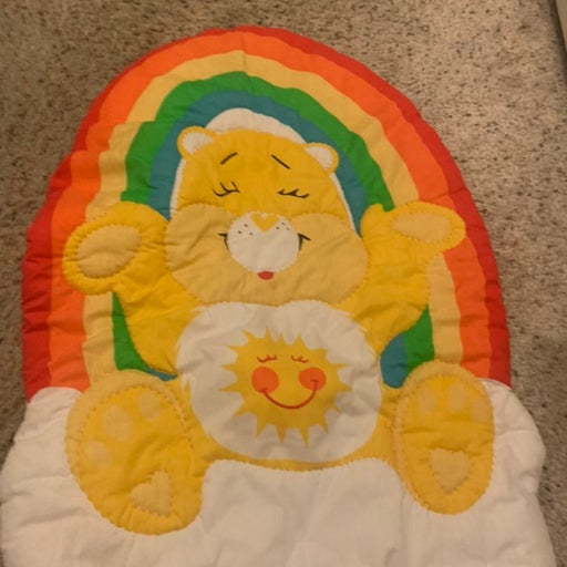 Care bears Baby vintage hanging