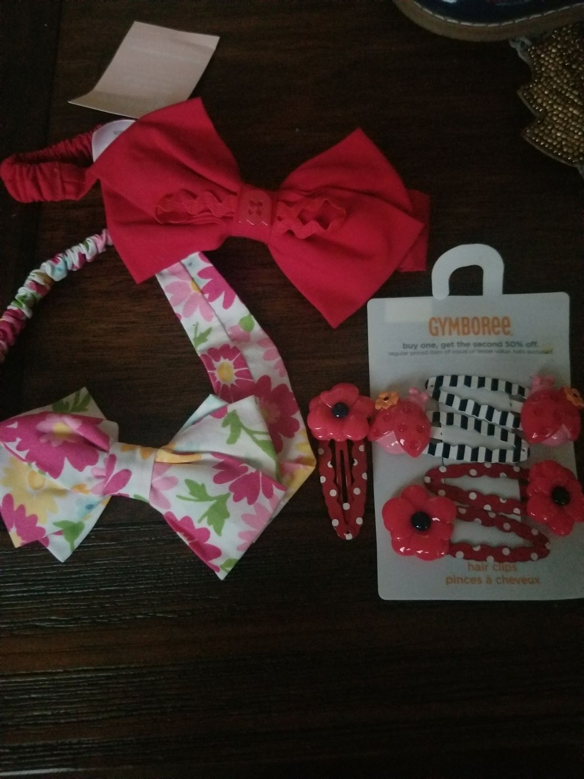 New Lot of Gymboree Girl's Hair Accessor