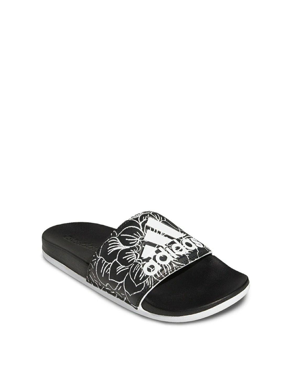 Adidas Floral Sandals   Mercari