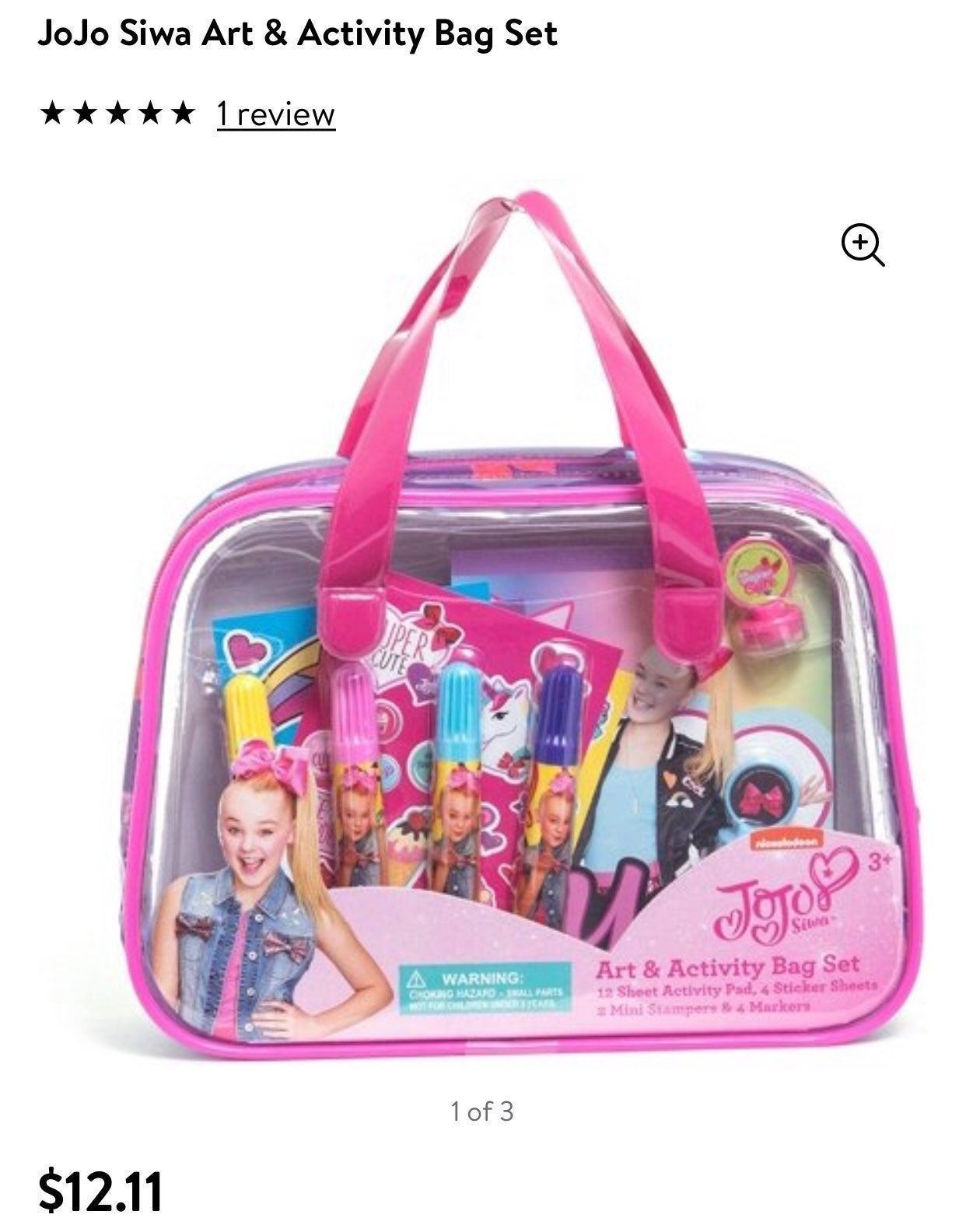 jojo siwa drawing set