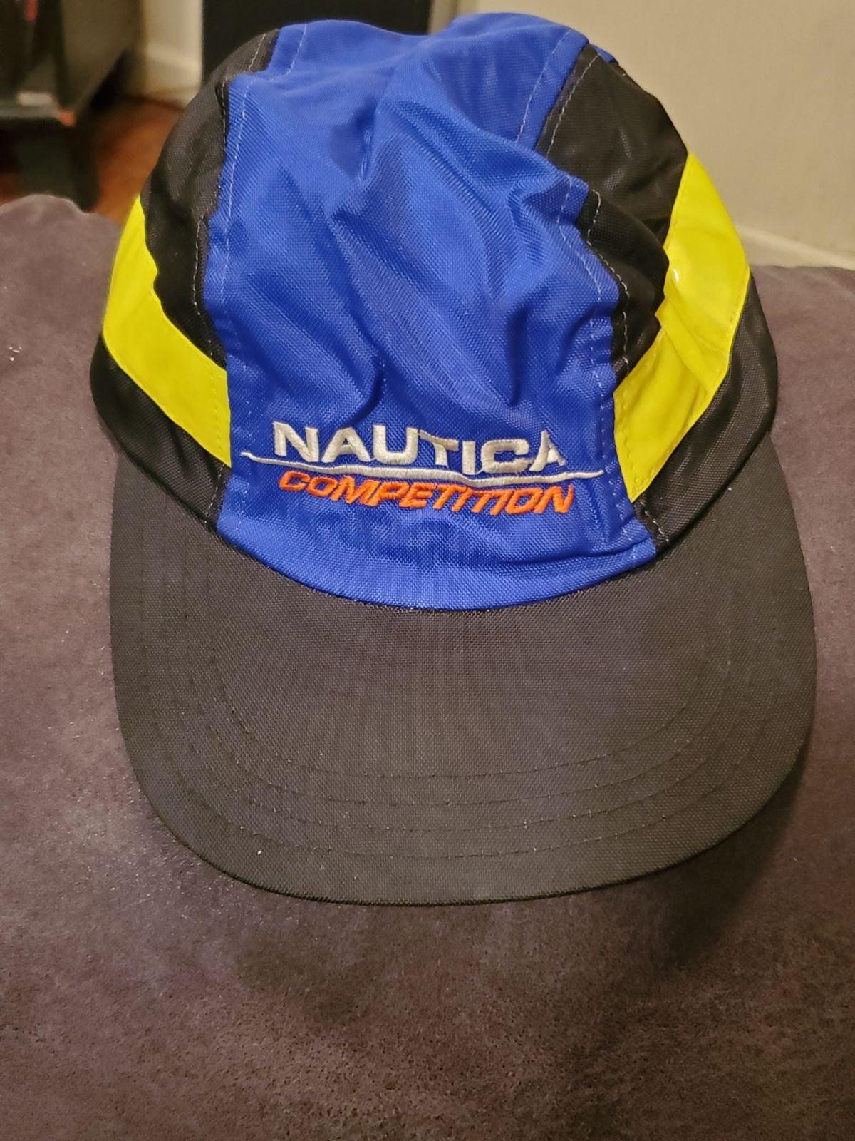 nautica competition 3m hat