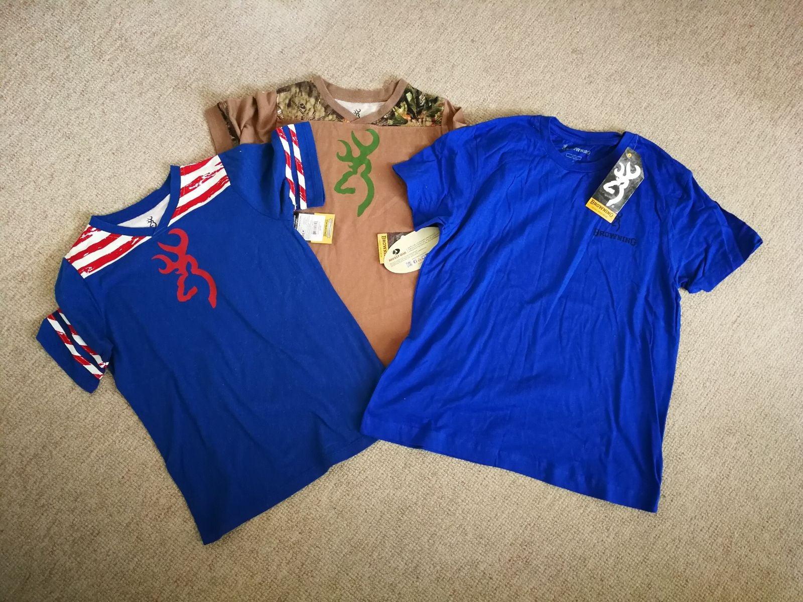 Browning t- shirts bundle