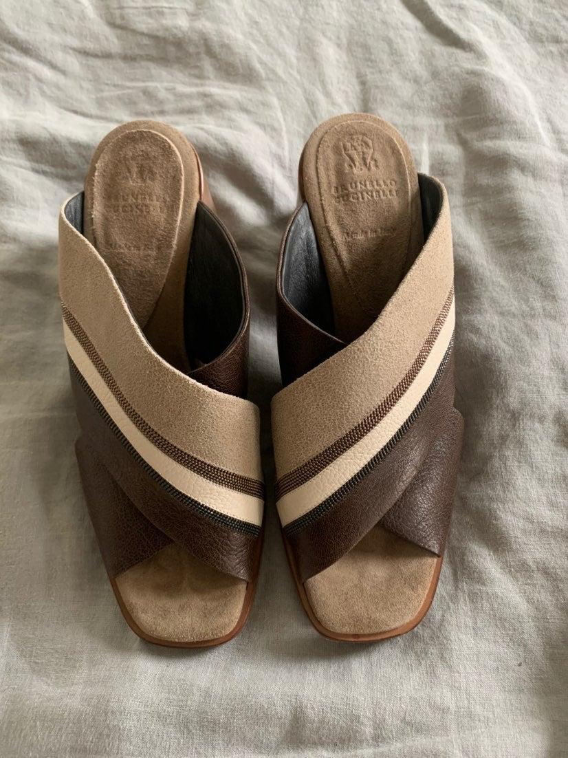 Cucinelli sandals