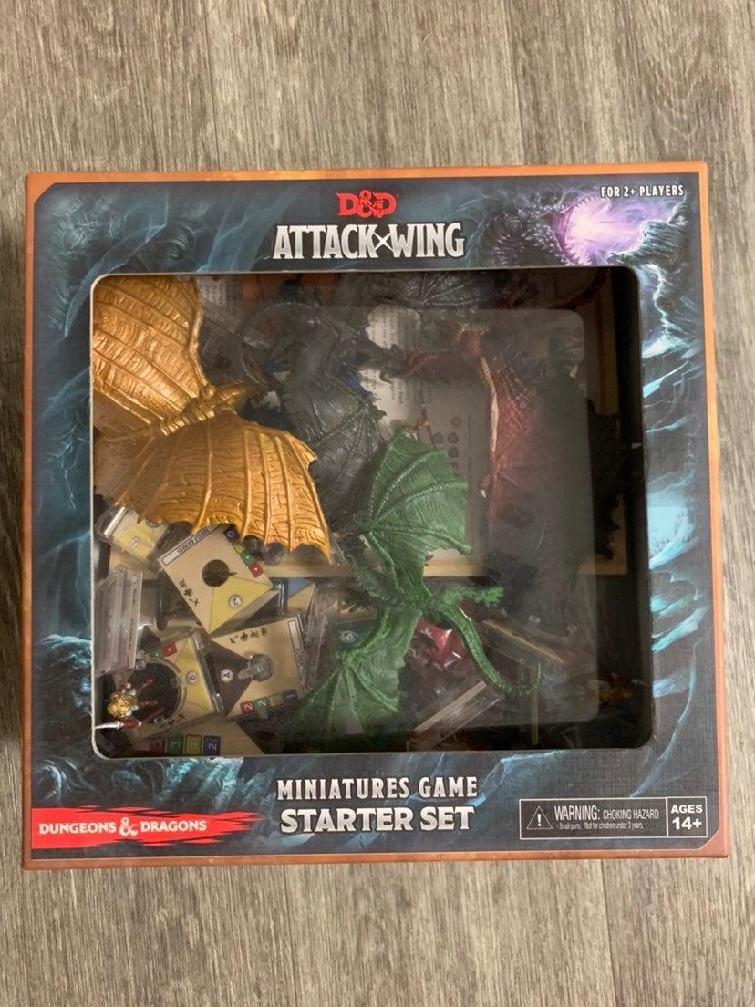 D&D AttackxWing Starter Set