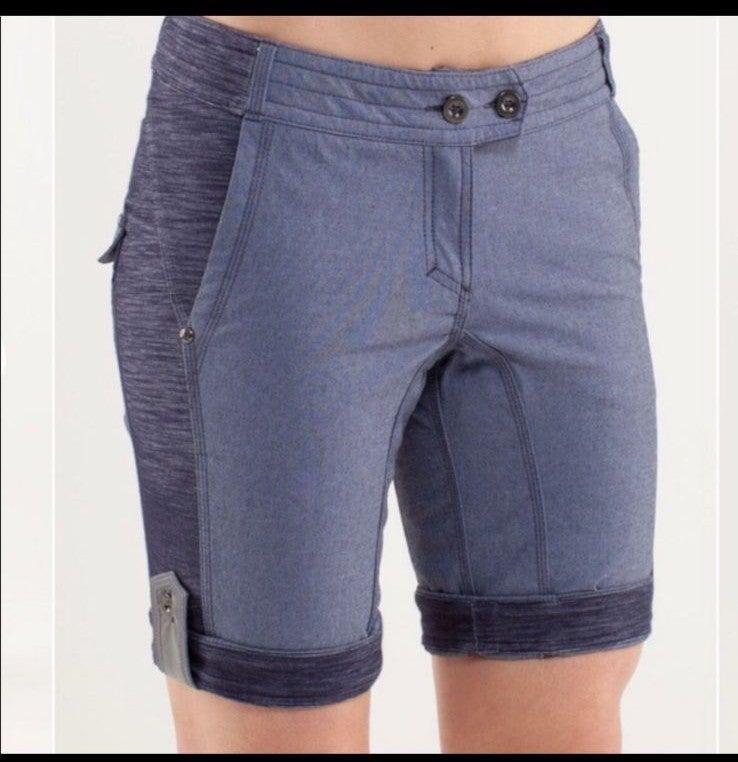 Lululemon Ride-On Shorts