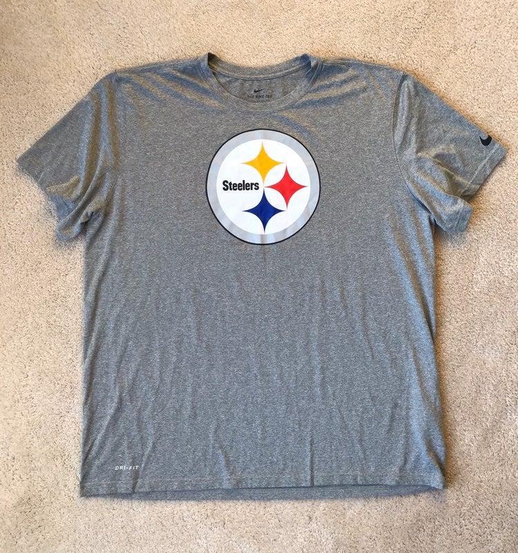 Mens Nike Steelers NFL Shirt 2XL