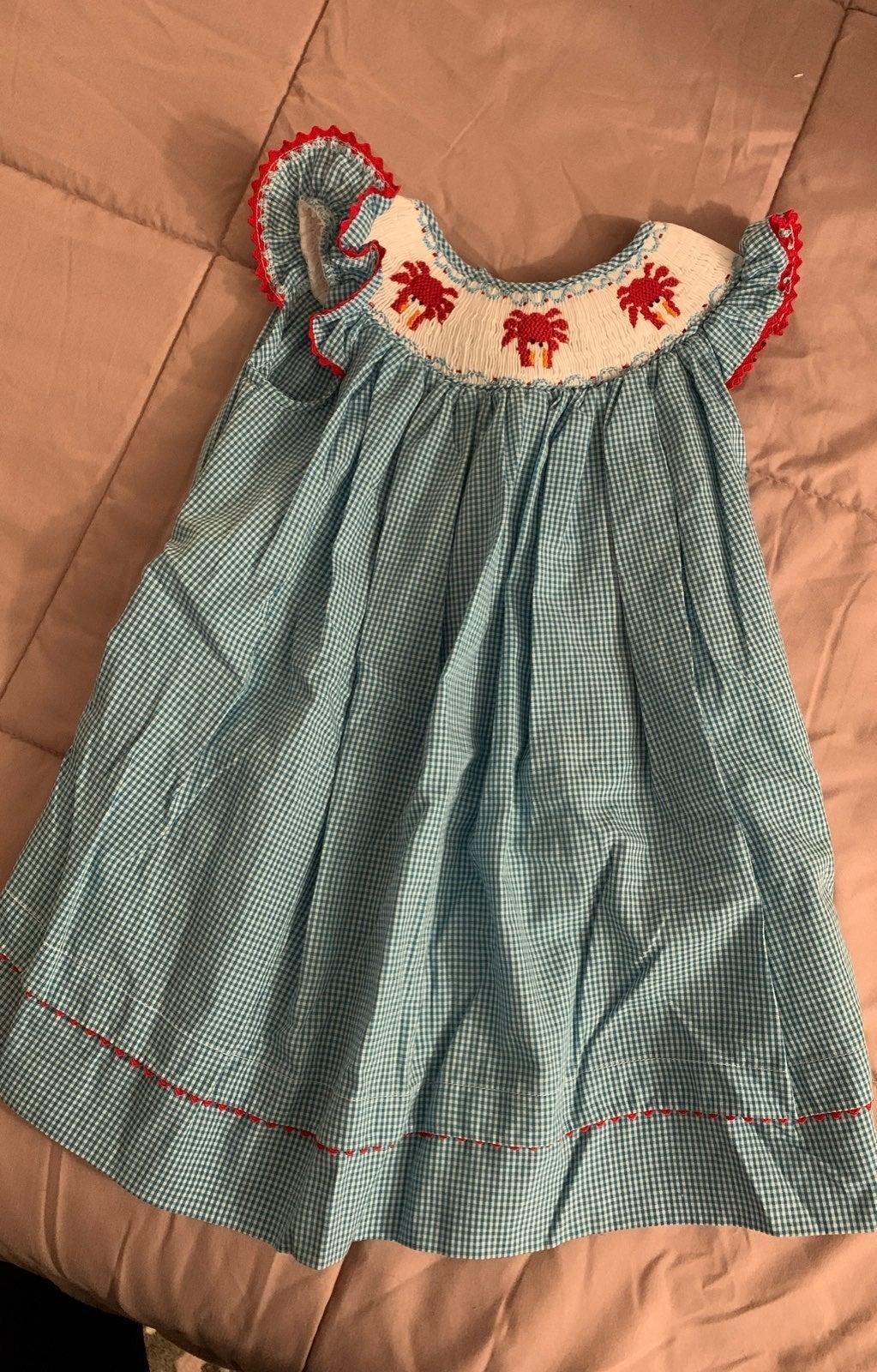 Crab dress