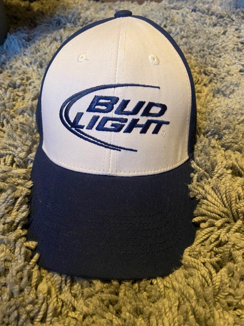 Bud Light adjustable fit hat