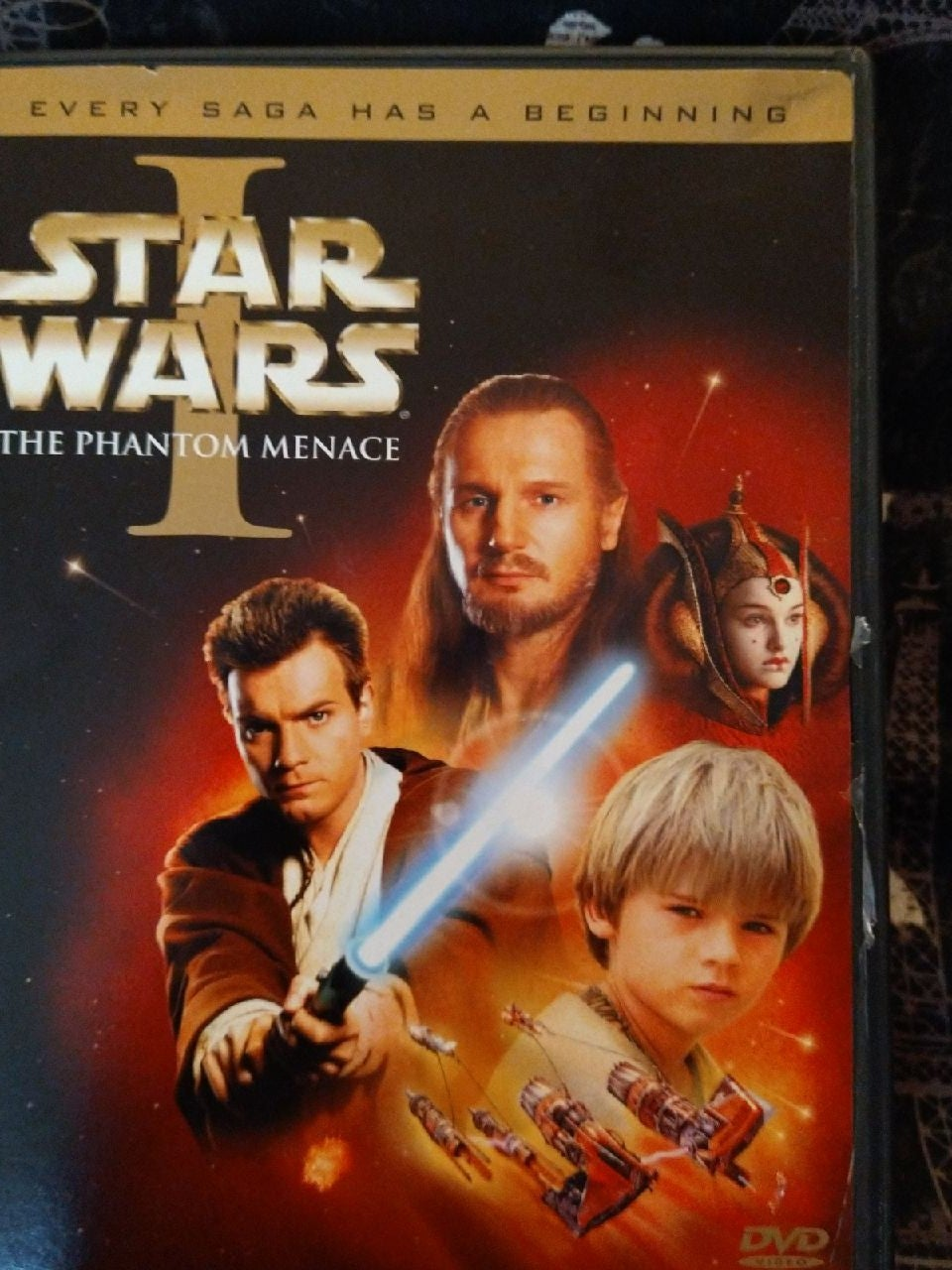 Star Wards The phantom menace
