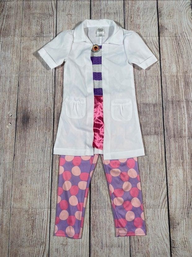 Girls Disney Doc McStuffins Costume
