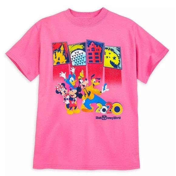 Walt Disney World Mickey & Friends Tee