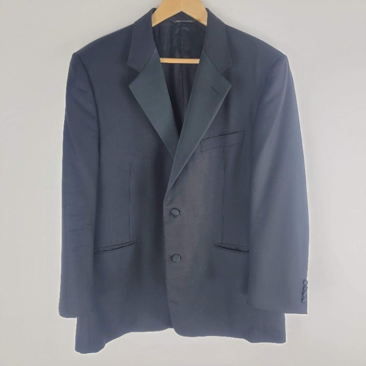Canali 2pc tuxedo set pure new wool 48R