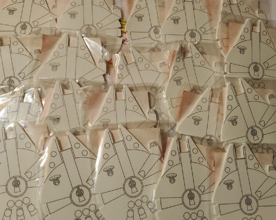 Star wars foam flyers
