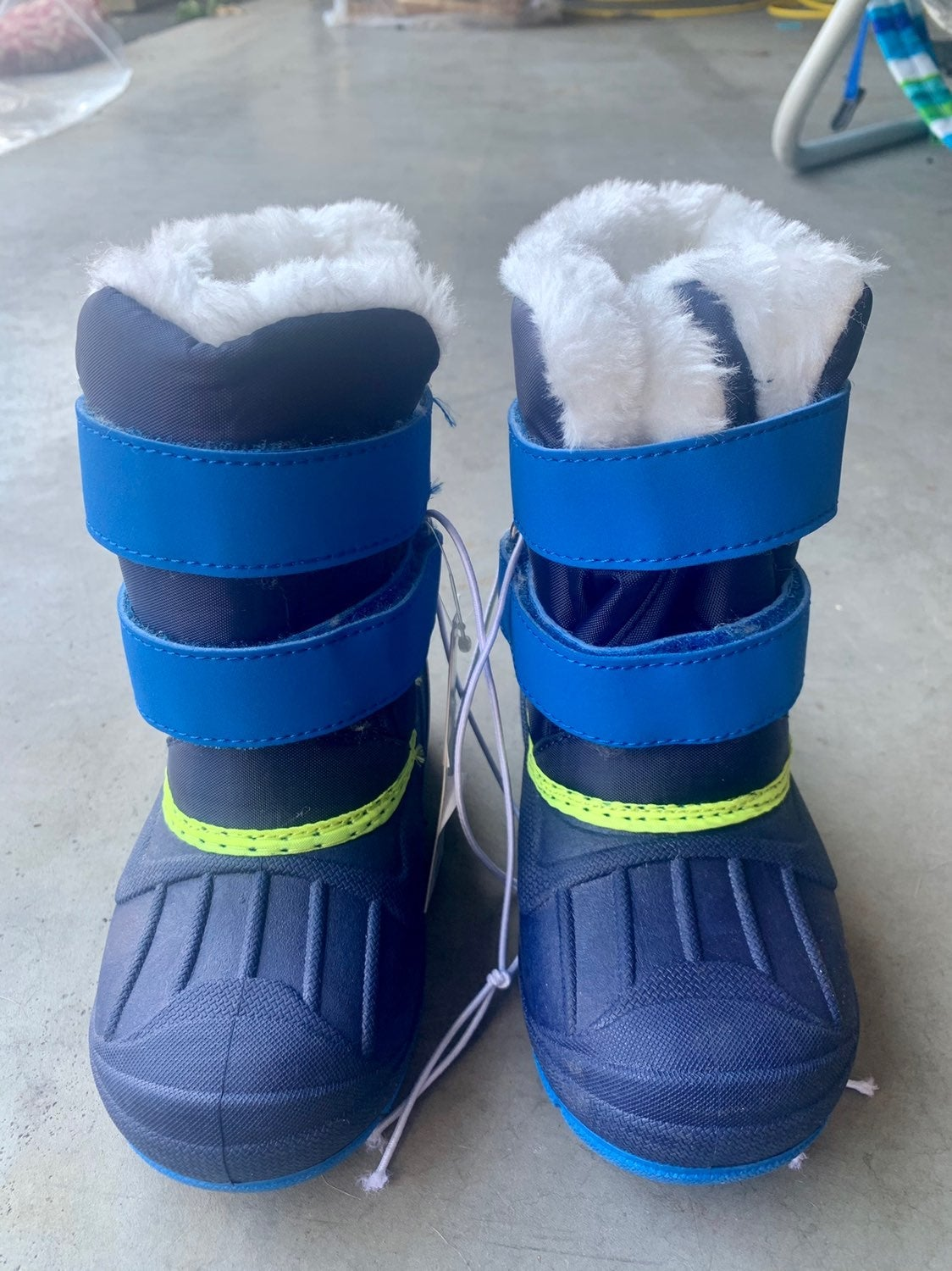 Cat and Jack Snow Boots