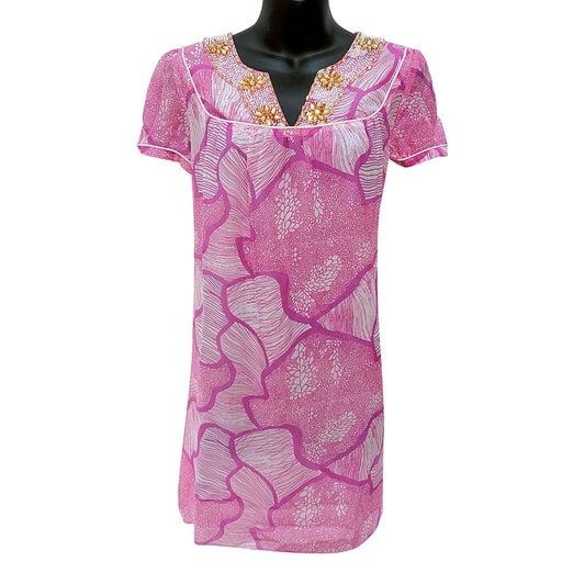 Calypso Christiane Celle silk dress M