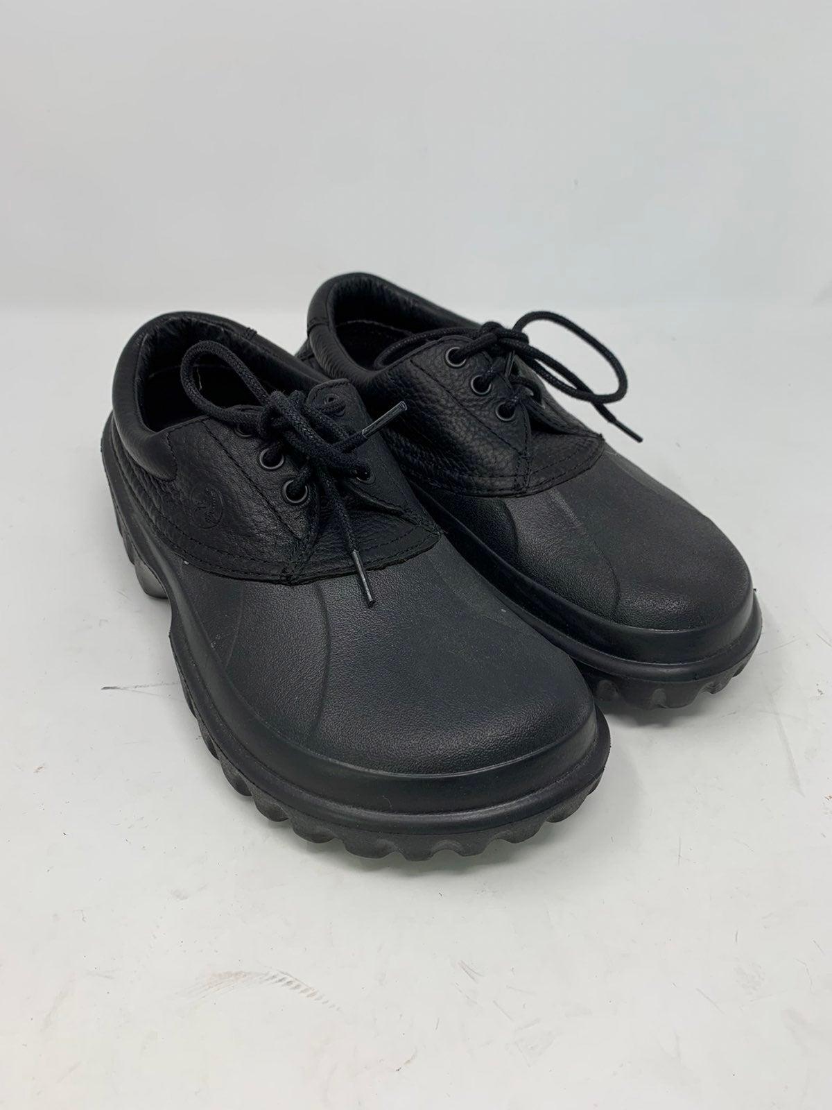 Crocs Black Clogs Mens 8