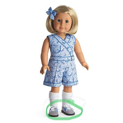 American Girl Kit Play Outfit shoes