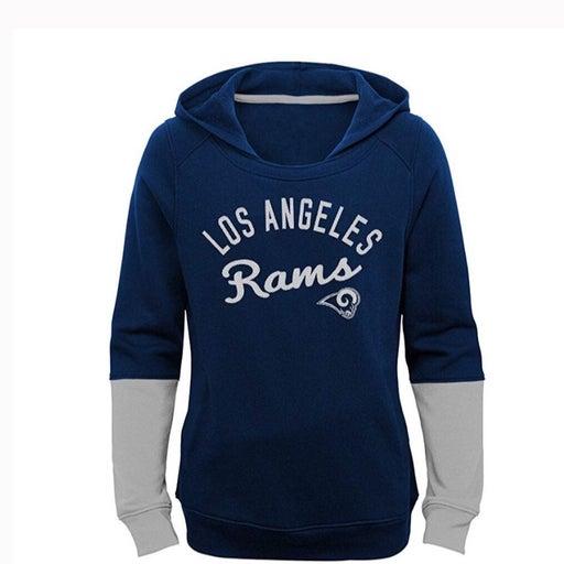 Los Angeles Rams Gameday Hoodie NWT M
