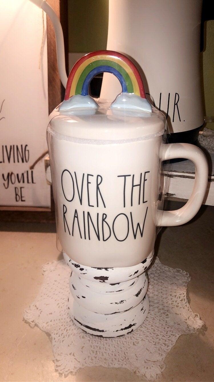 Rae Dunn over the rainbow