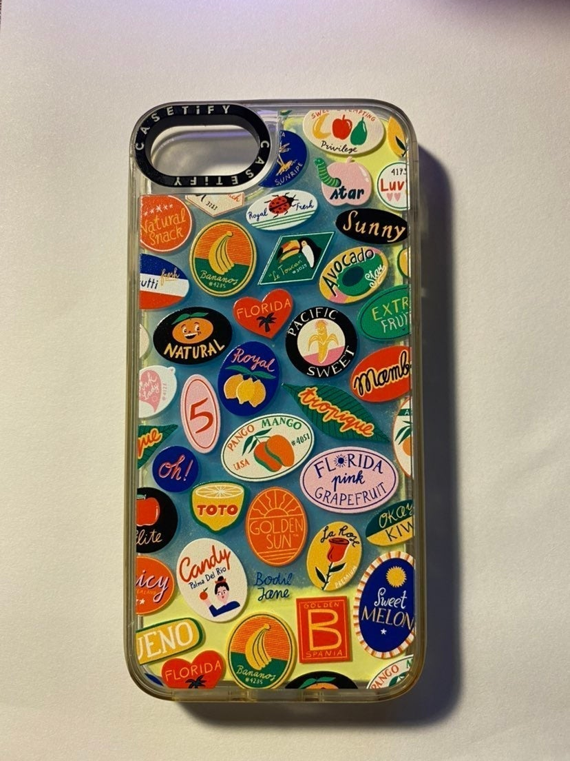 iPhone 8 Case by Bodil Jane