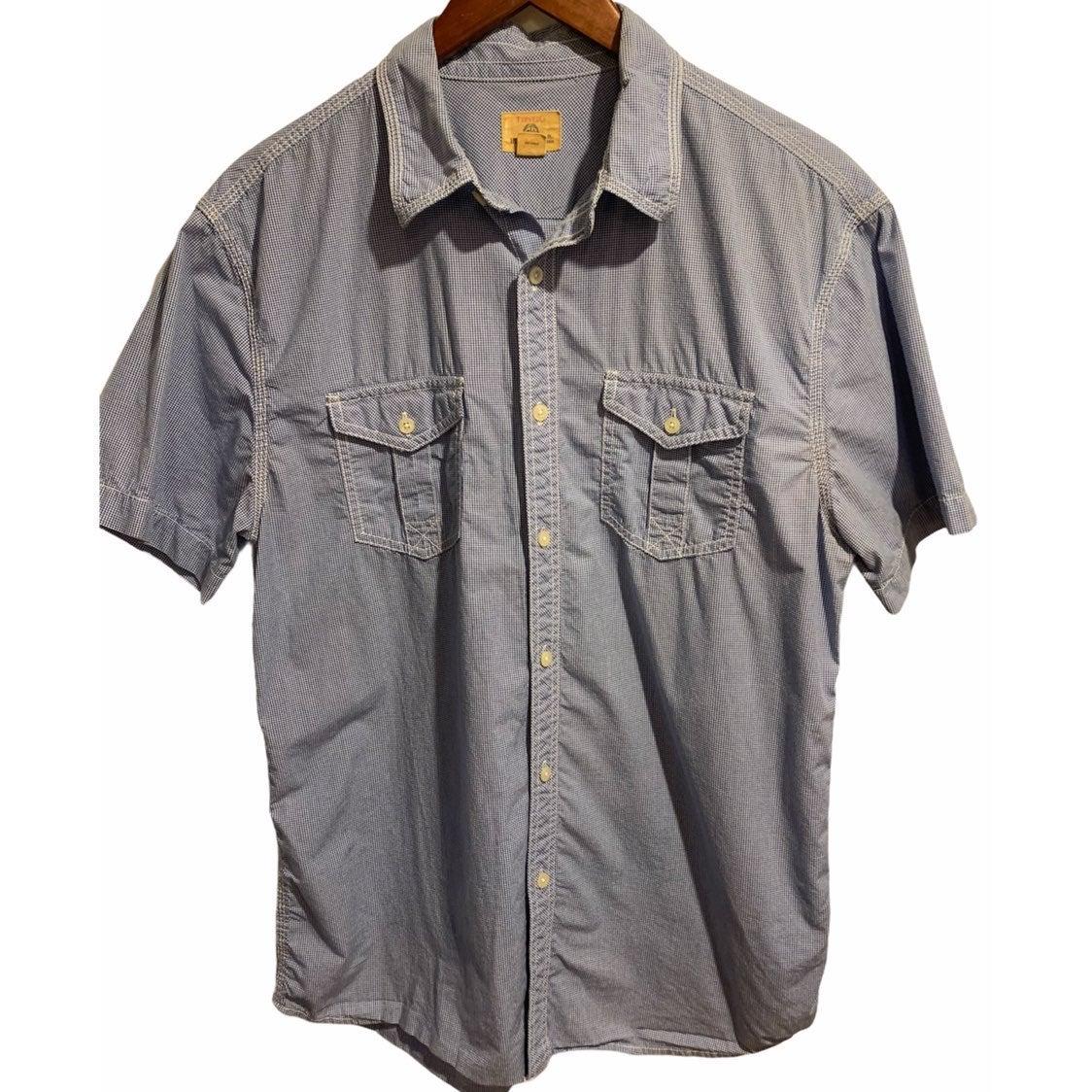 Trevero Button down shirt size L