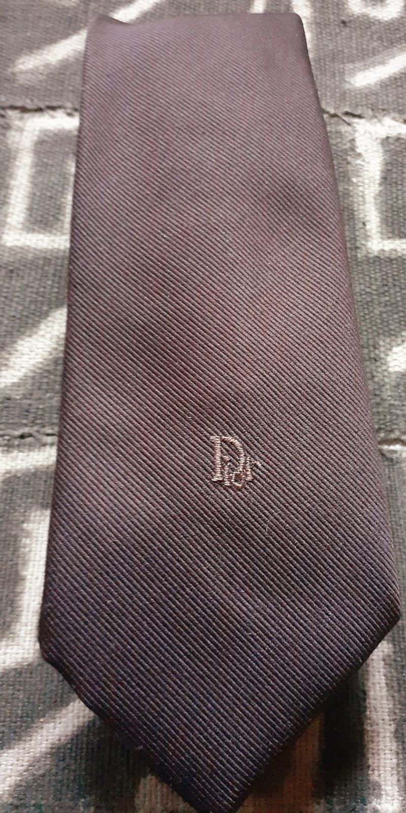 Vintage Christian Dior  Men's Neck Tie