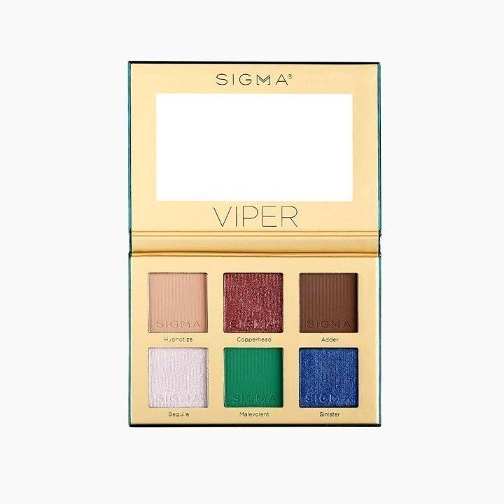 BNIB Sigma VIPER Eyeshadow Palette!