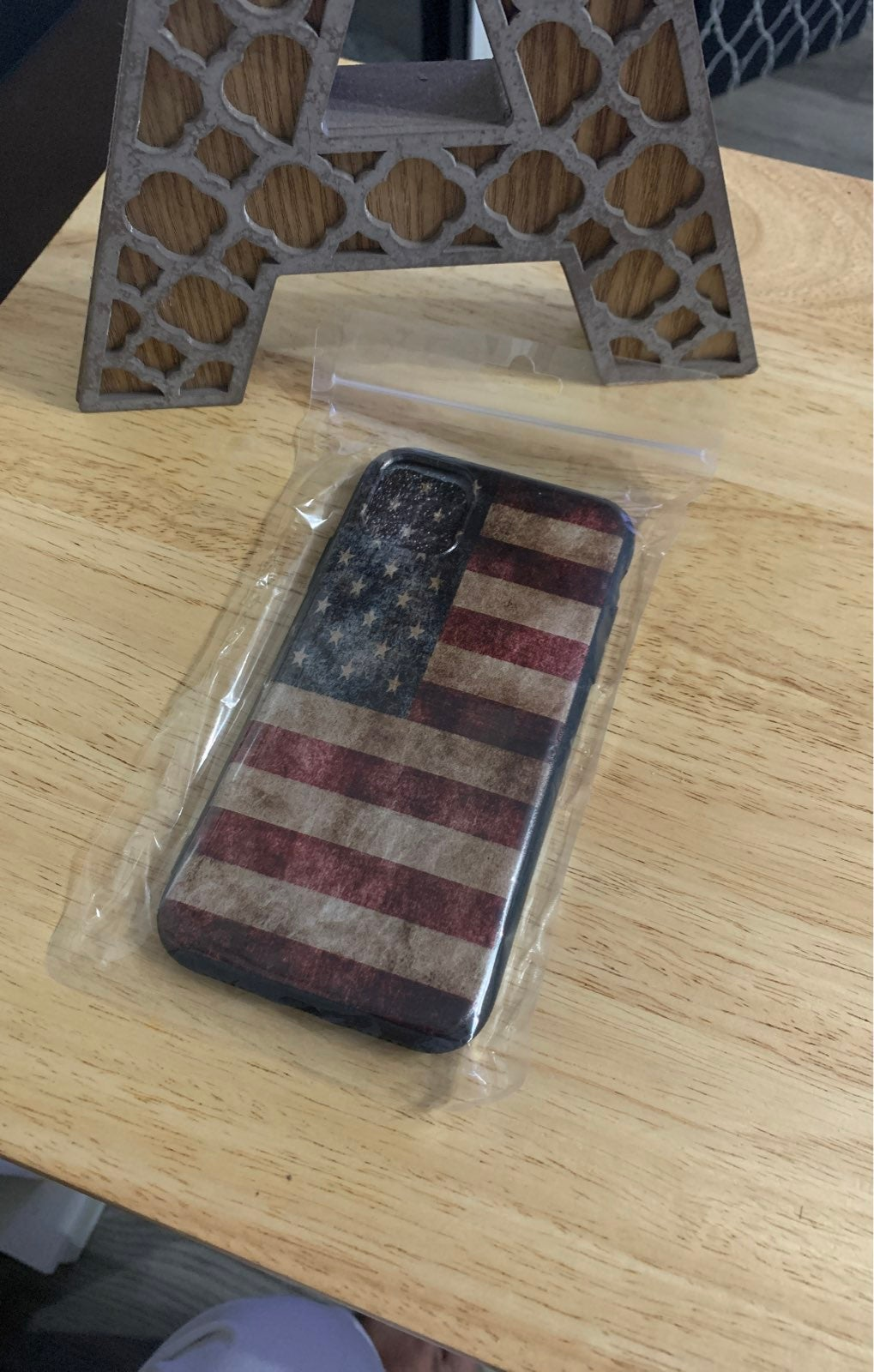 New American Flag iPhone 11 Case