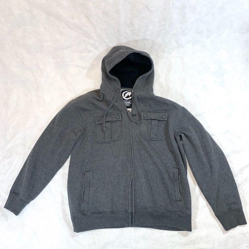 Ecko Unltd Jacket Hoodie Size XL  Mens