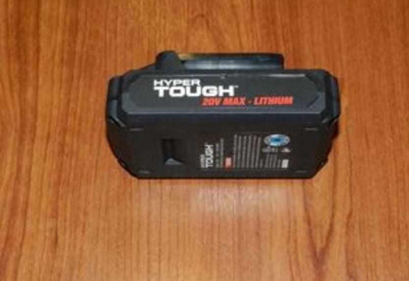 New Hyper tough 20v battery
