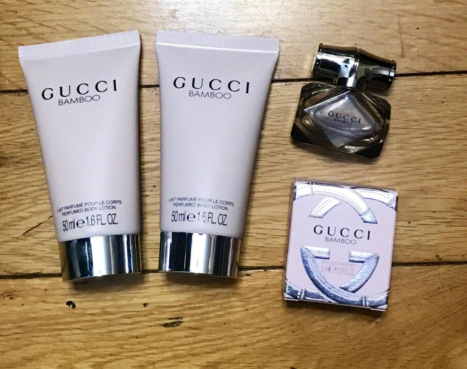 Gucci Bamboo bundle