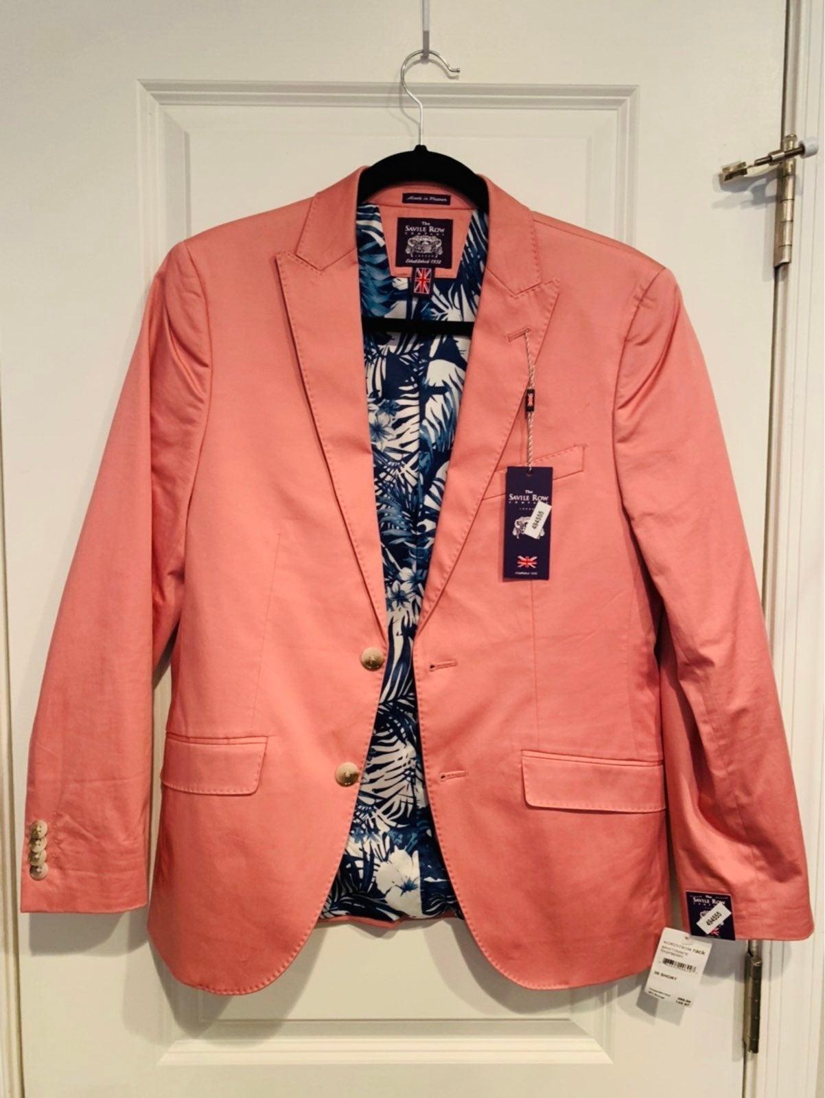 Savile Row Fashion Blazer