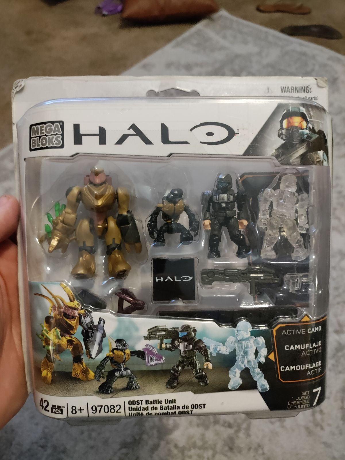 Halo Mega Bloks ODST Battle Unit