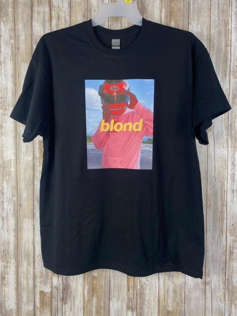 Frank Ocean blonde Black size XL