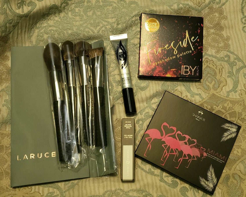 Ipsy Goam Bag Makeup Brushes