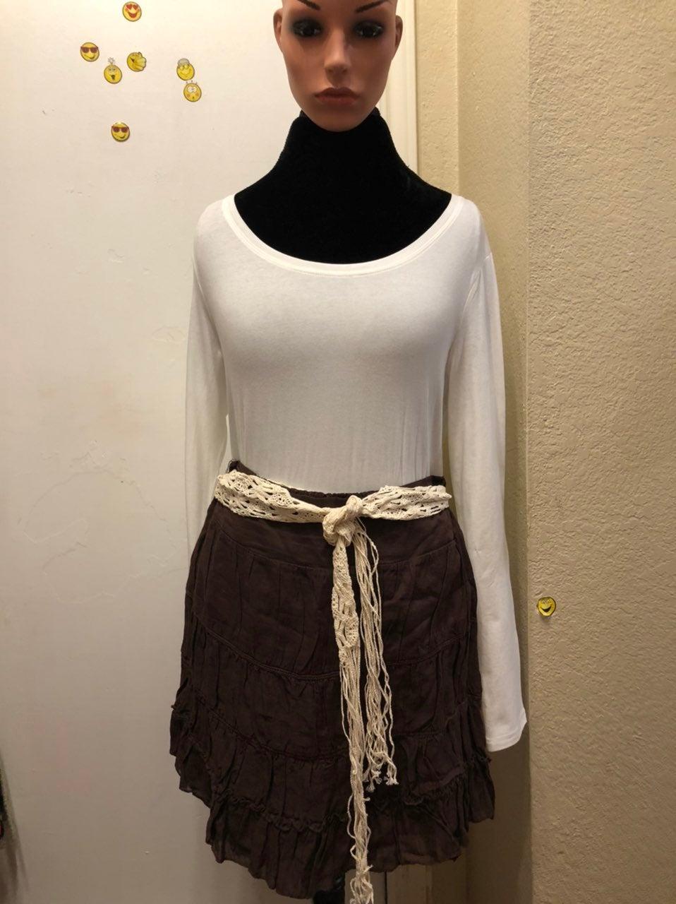 "New Western Cowgirl "" Lei"" Skirt!!!"